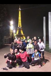 Run Tour Eiffel-