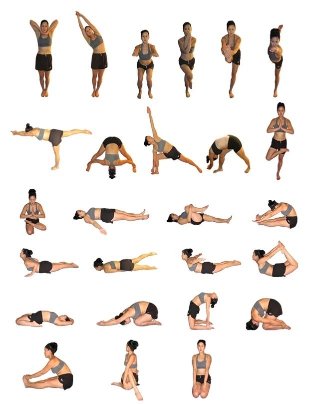 j ai test le yoga bikram. Black Bedroom Furniture Sets. Home Design Ideas