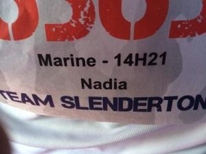 Team Slendertone