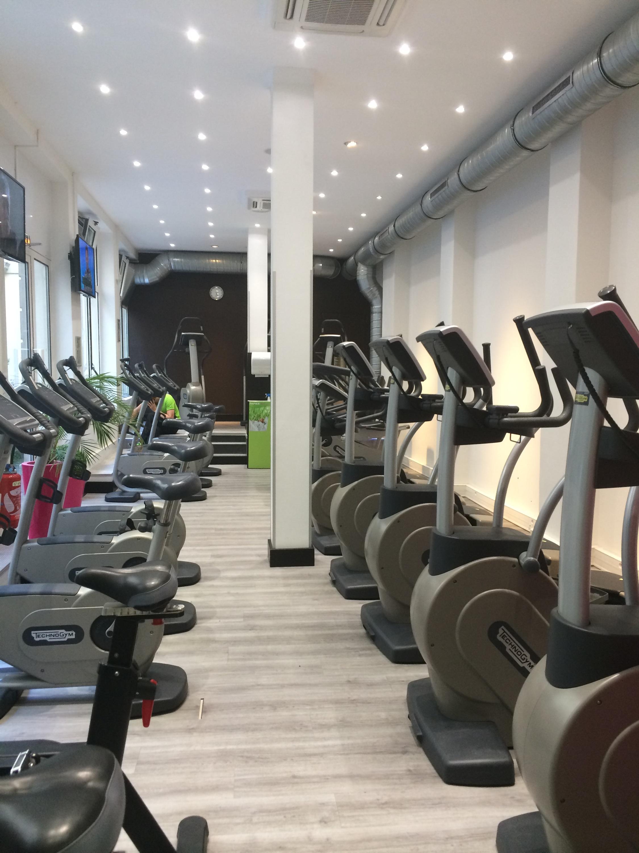 J Ai Teste Keepcool Une Salle De Fitness