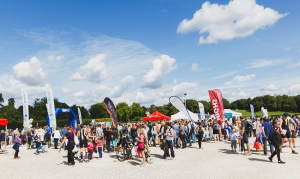 CTS_Triathlon Chantilly_ambiance public