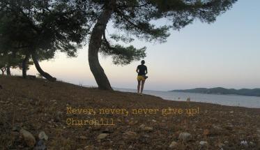 Running mantra.