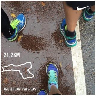 Running Semi d'Amsterdam