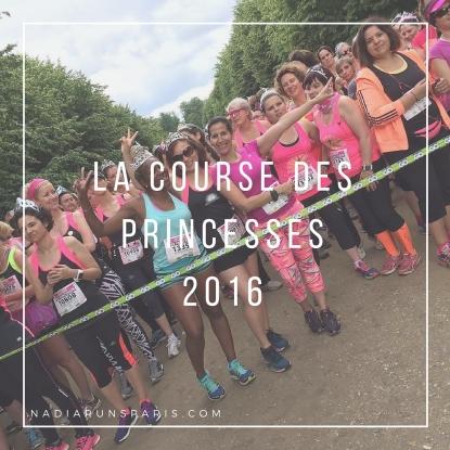 La course des princesses 2016