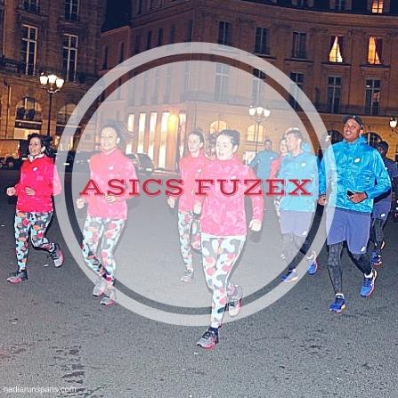 ASICS FuseX