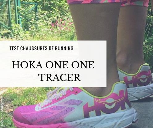 Hoka One One Tracer test