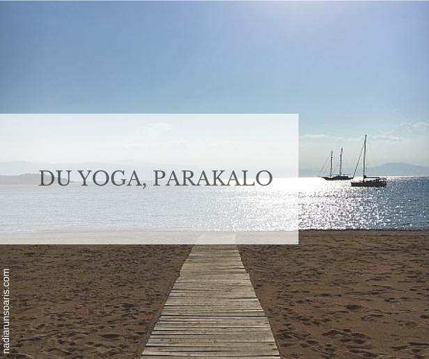 Yoga parakalo