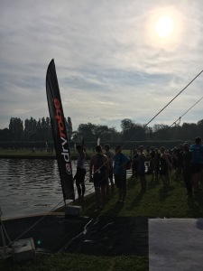 Triathlon de Chantilly 2016