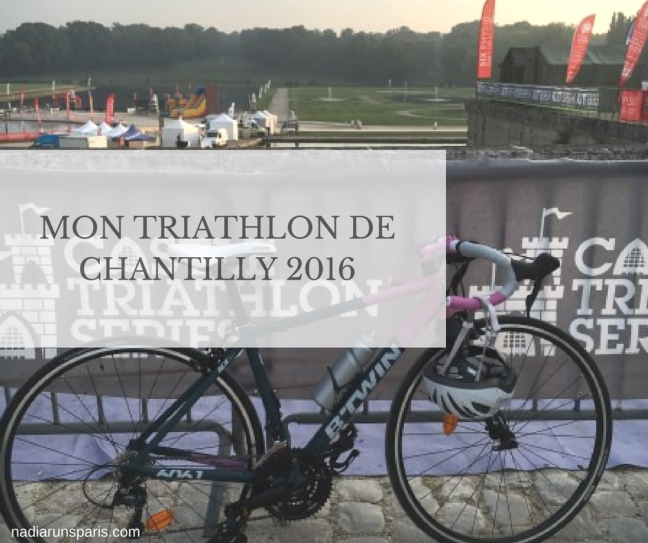 Triathlon de Chantilly