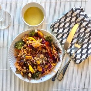 Assiette healthy