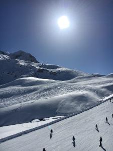 Montagne running