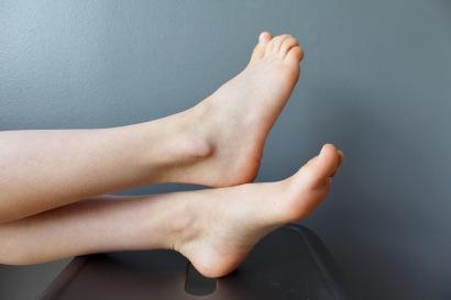 avoir de jolis pieds de coureurs runners
