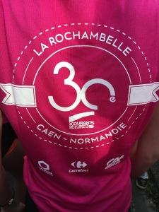 Team New Balance La Rochambelle Les Courants de la Liberté 2017