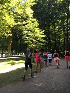 Go Sport Running Tour Versailles Princesses 2017