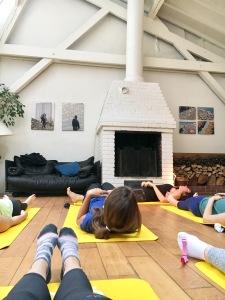 Yoga à la maison Cheerz