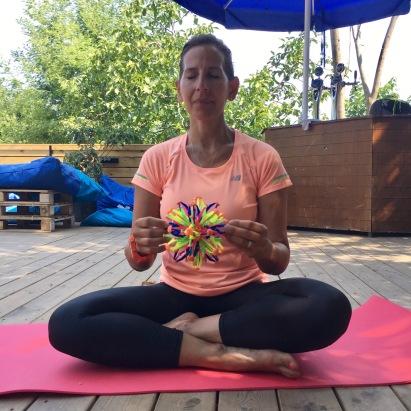 méditation pour retrouver son énergie positive
