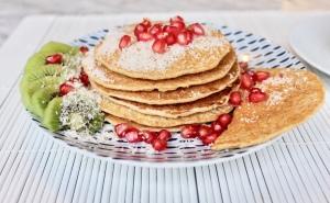 Petit-déjeuner protéines Running