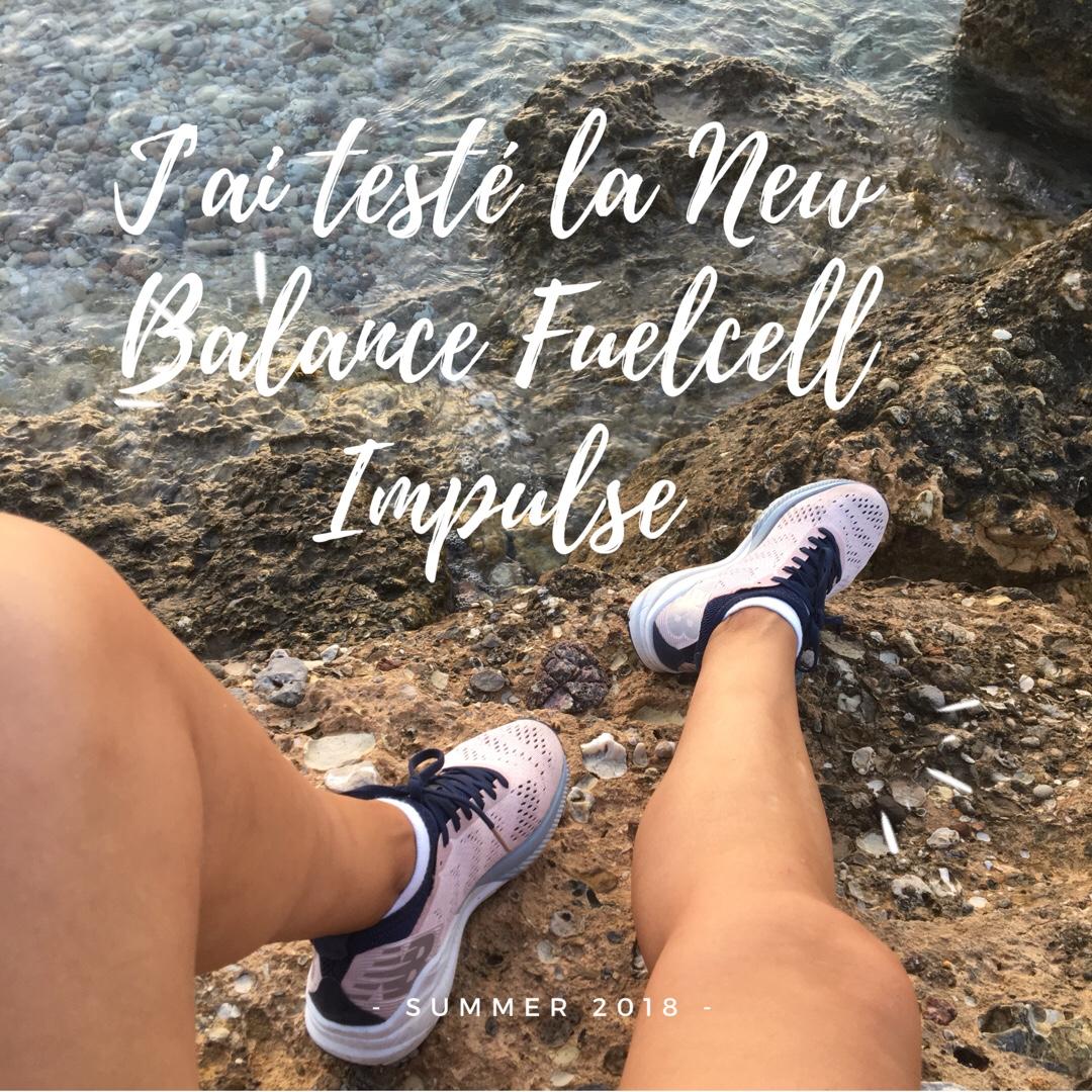 new balance fuel cell femme
