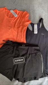 T-shirt Running Kiprun