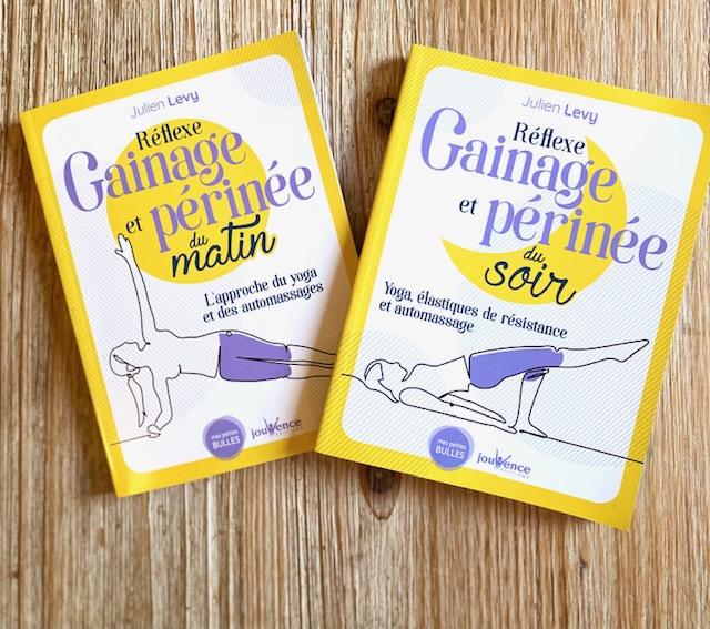 Réflexe Gainage et périnée de Julien Lévy