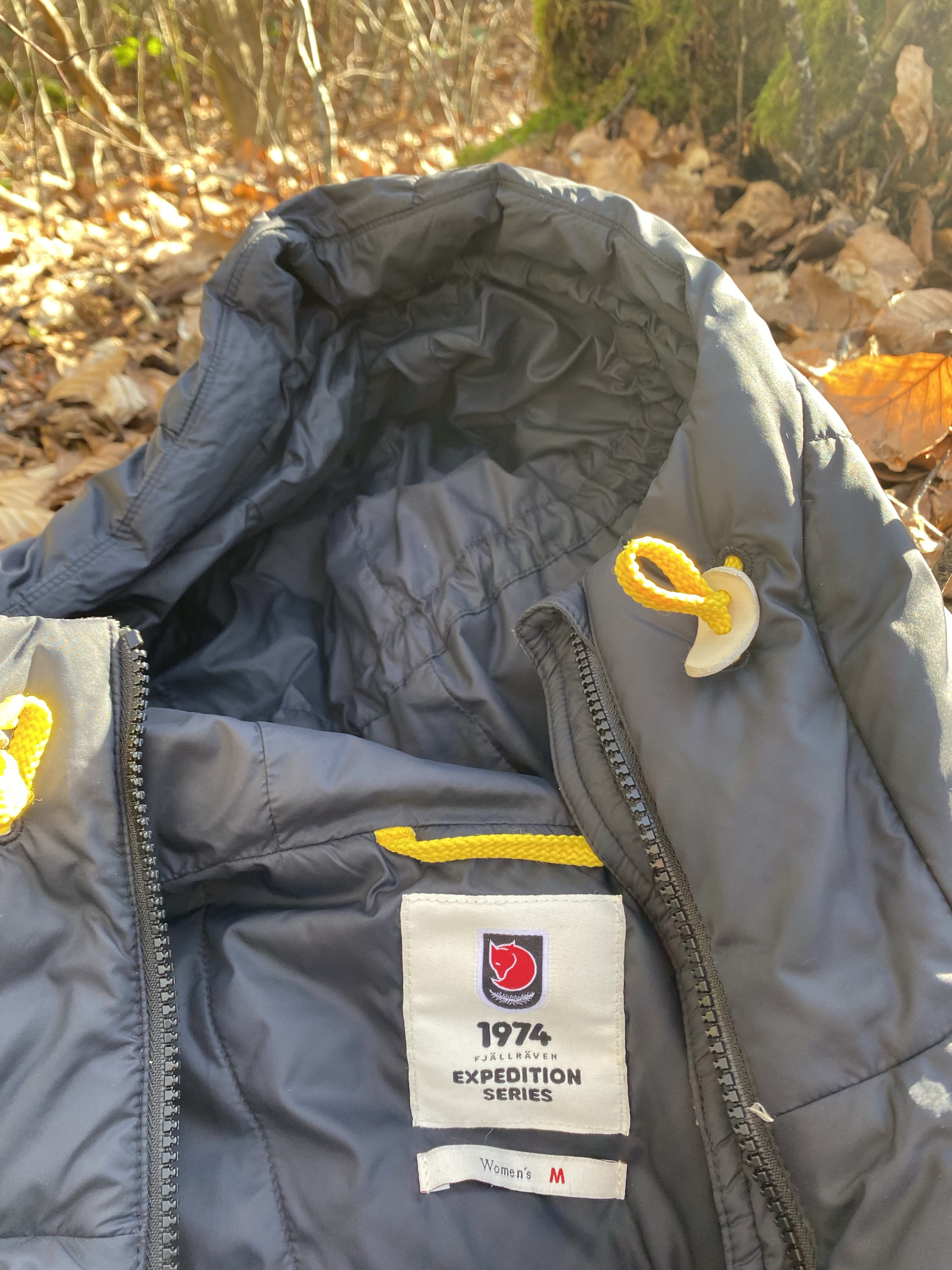 Veste Expedition Pack Down Fjällraven